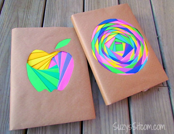 How To Make A Beautiful Book Cover ~ How to make beautiful fabric wall art