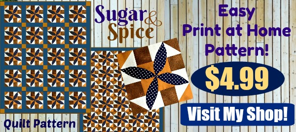 sugar and spice quilt pattern