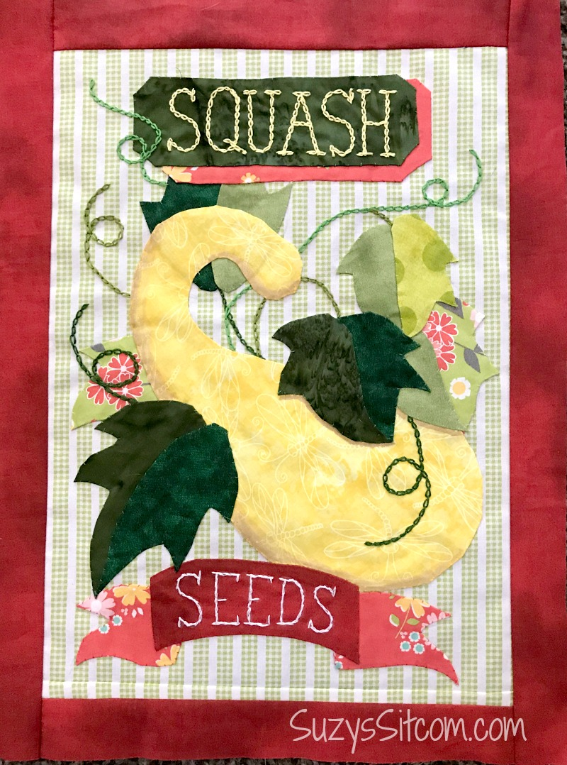 Join the Grandmas Garden Sew Along and get free quilt patterns each month!